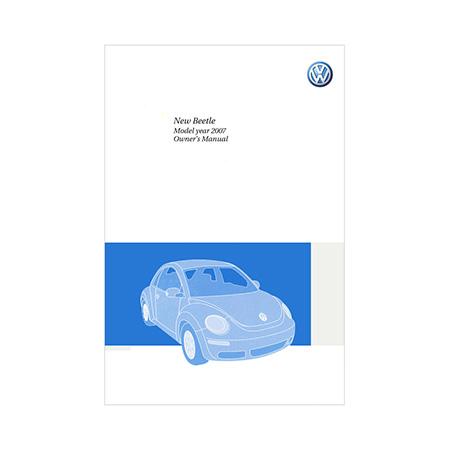 2007 vw beetle convertible owner s manual kit 1st edition us english rh literature vw com 2007 vw beetle owners manual free download 2007 vw new beetle owners manual
