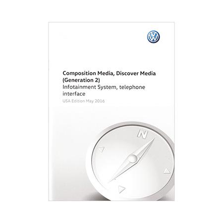 VW Composition Media, Discover Media (Gen 2) Navigation